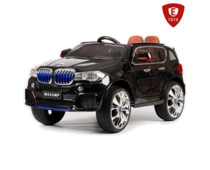 ДЕТСКИЙ ЭЛЕКТРОМОБИЛЬ BMW X5 LUX-Черная