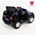 Двухместный детский электромобиль Electric Toys BMW X5 Lux - черная