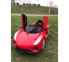 Детский электромобиль Electric Toys FERRARI LUX (2020) красный