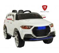 Детский электромобиль Electric Toys Audi Q7 Quattro Lux - белый