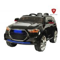 Детский электромобиль Electric Toys Audi Q7 Quattro Lux - черный